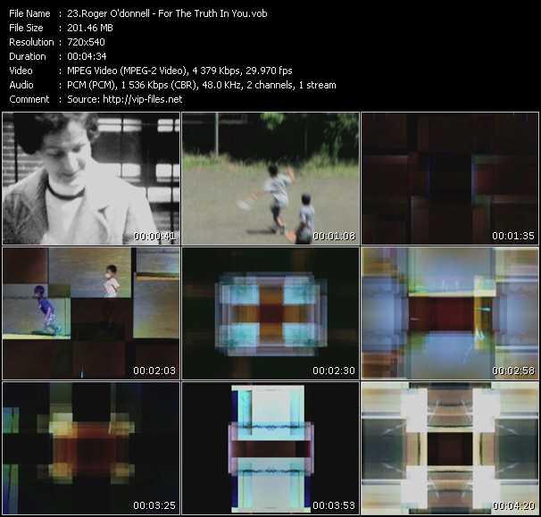Roger O'donnell video screenshot
