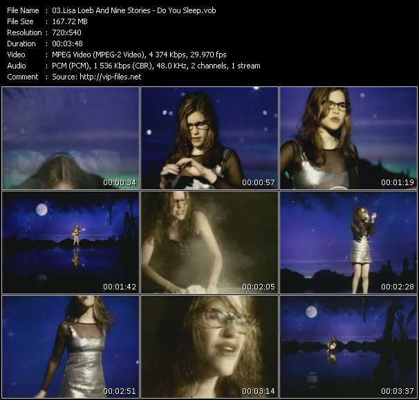 Lisa Loeb And Nine Stories video screenshot