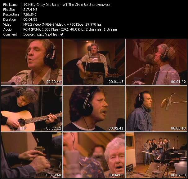 Nitty Gritty Dirt Band video screenshot