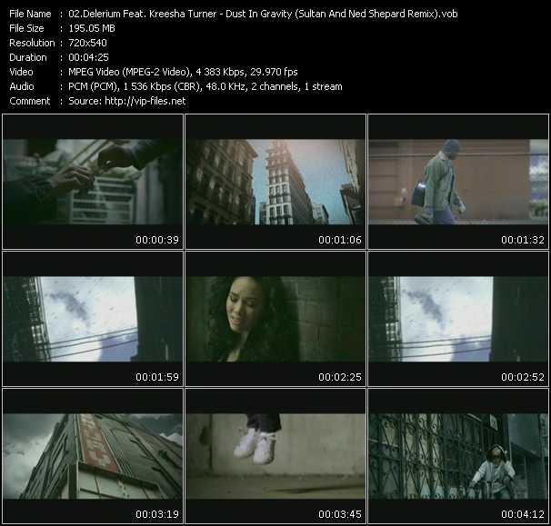 Delerium Feat. Kreesha Turner video screenshot