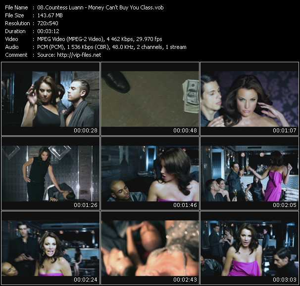Countess Luann video screenshot