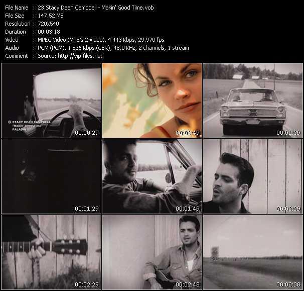 Stacy Dean Campbell video screenshot