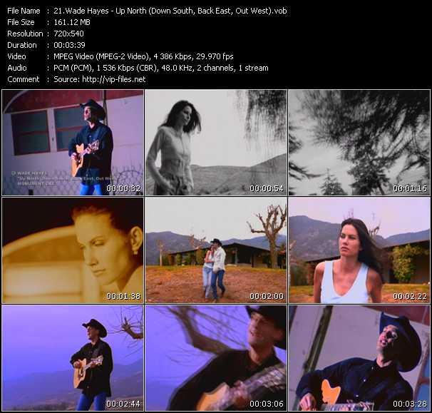Wade Hayes video screenshot