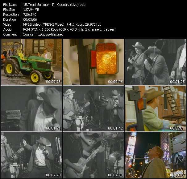 Trent Summar video screenshot