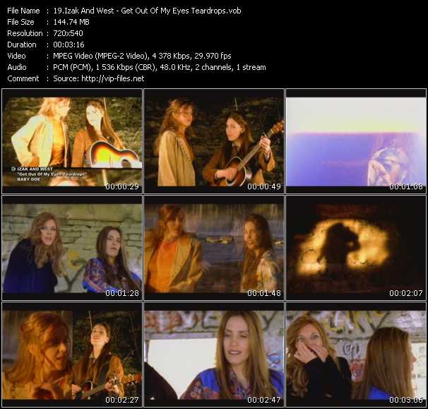 Izak And West video screenshot