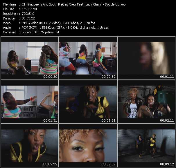 Killaqueenz And South Rakkas Crew Feat. Lady Chann video screenshot