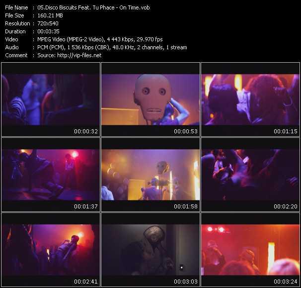 Disco Biscuits Feat. Tu Phace video screenshot