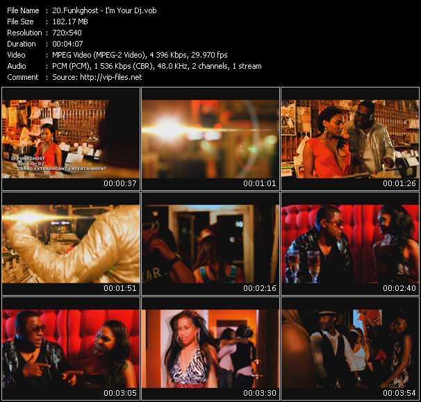 Funkghost video screenshot