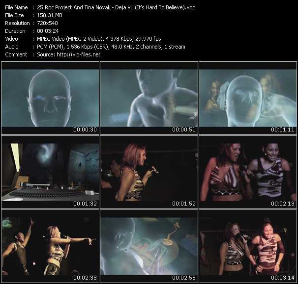 Roc Project And Tina Novak video screenshot