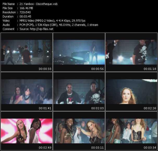 Yamboo video screenshot