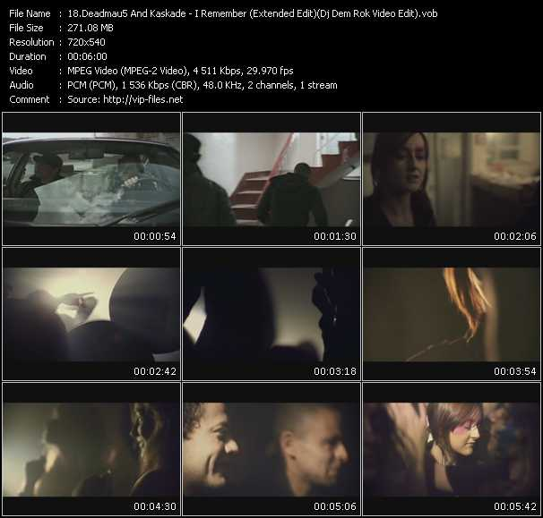 Deadmau5 And Kaskade video screenshot