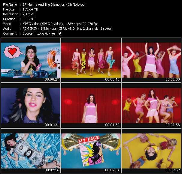 Marina And The Diamonds video screenshot