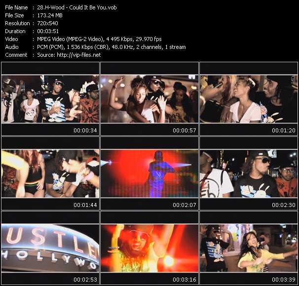 H-Wood video screenshot