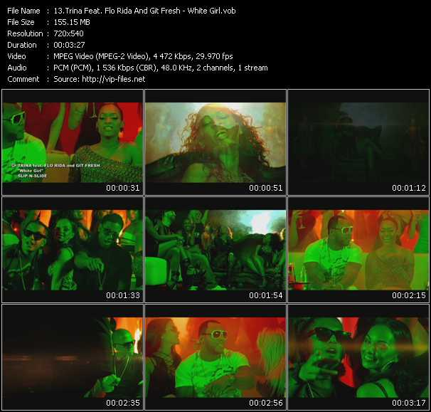 Trina Feat. Flo Rida And Git Fresh video screenshot