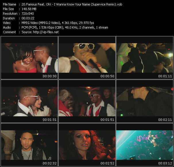Famous Feat. Oh! video screenshot