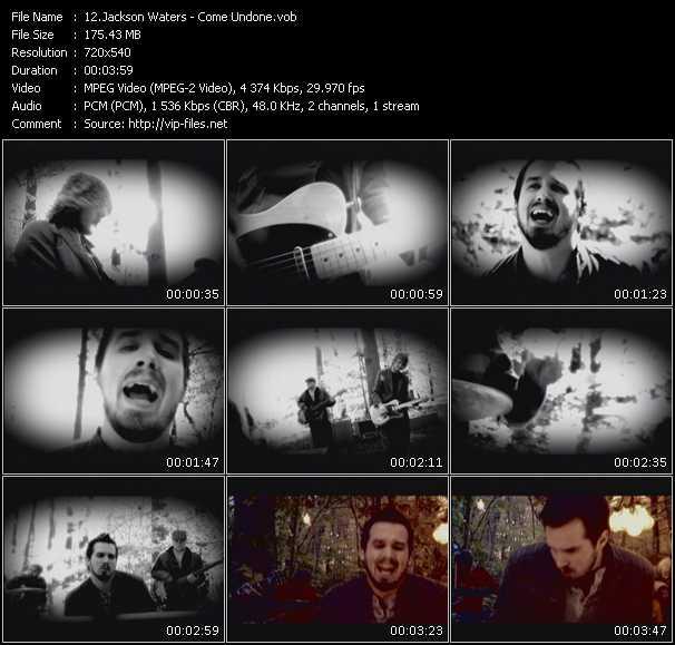 Jackson Waters video screenshot