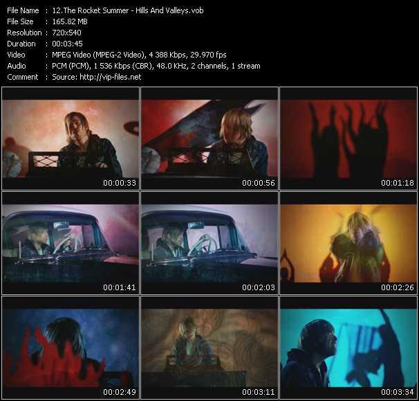 Rocket Summer video screenshot