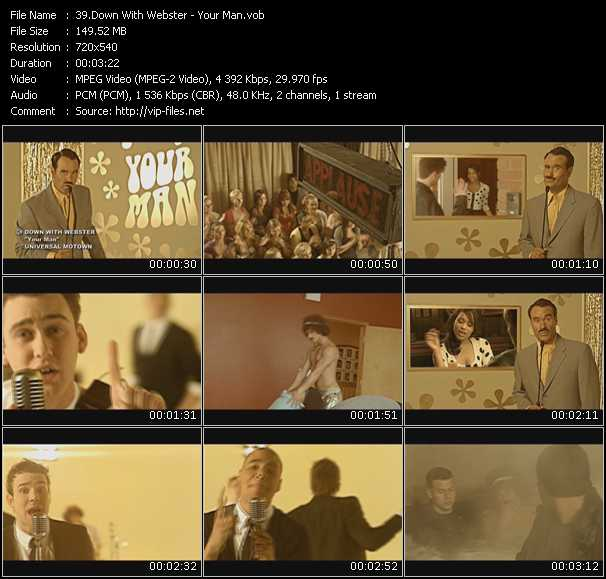 Down With Webster video screenshot