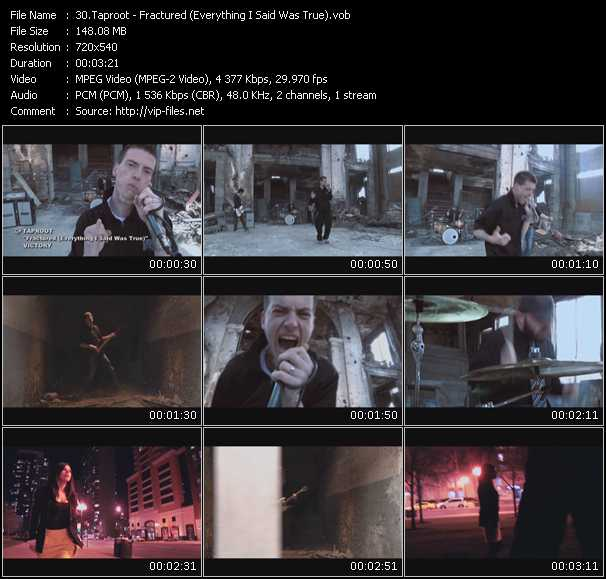 Taproot video screenshot