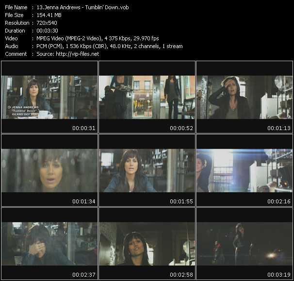 Jenna Andrews video screenshot