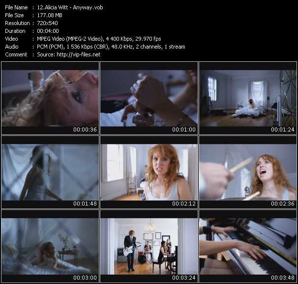 Alicia Witt video screenshot
