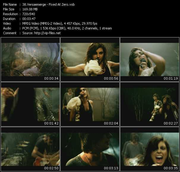 Versaemerge video screenshot