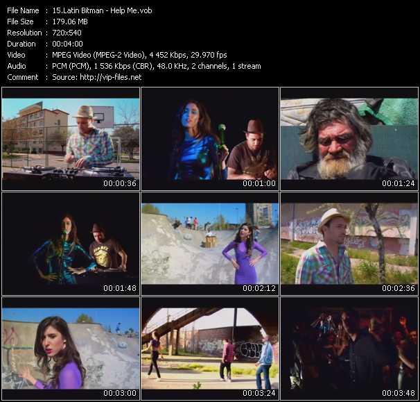 Latin Bitman video screenshot