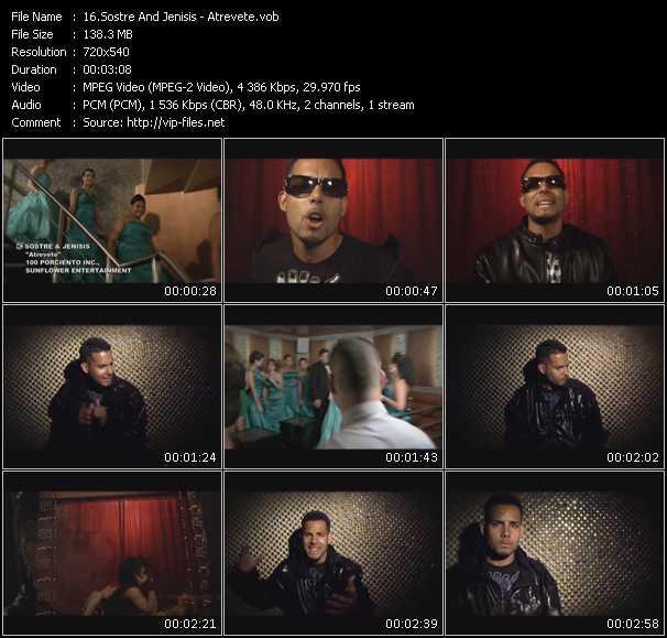 Sostre And Jenisis video screenshot