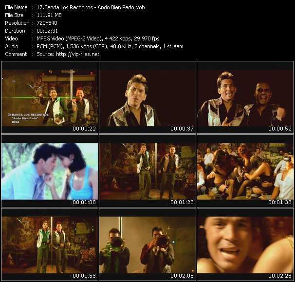 Banda Los Recoditos video screenshot