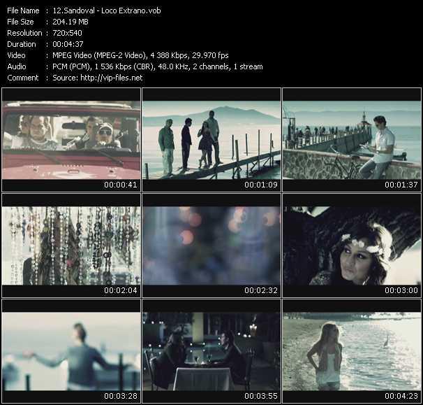 Sandoval video screenshot