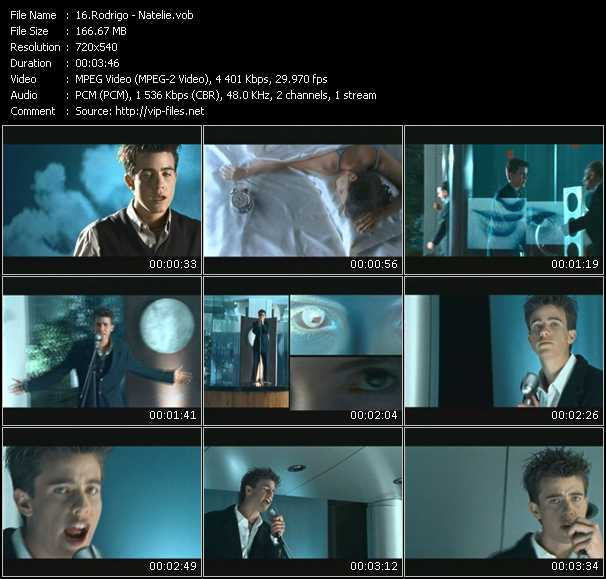 Rodrigo video screenshot