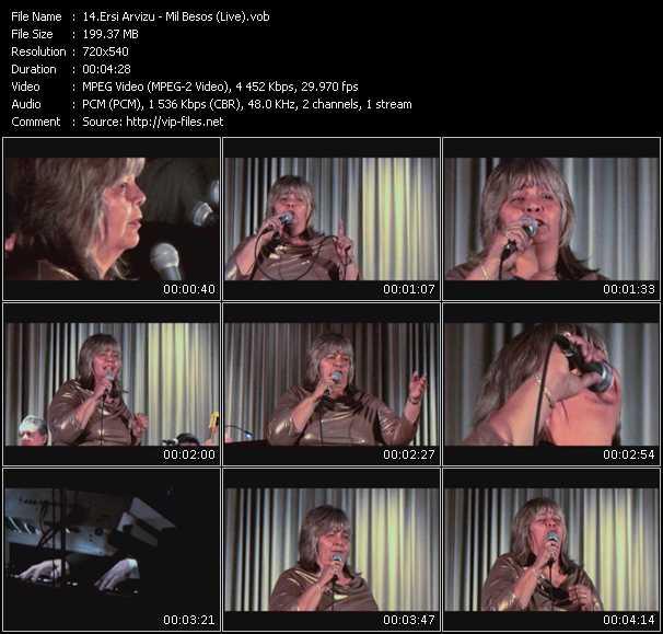 Ersi Arvizu video screenshot