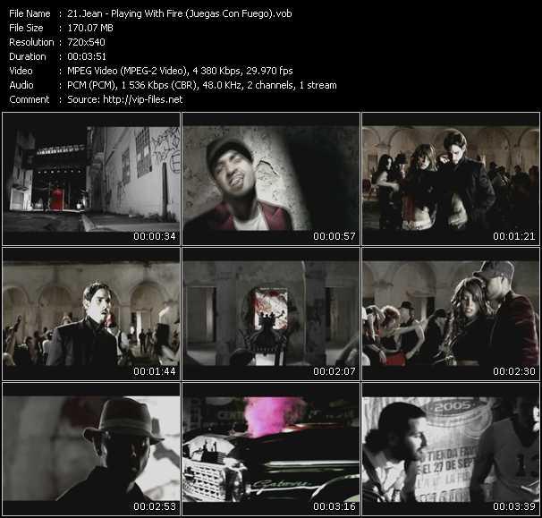 Jean video screenshot
