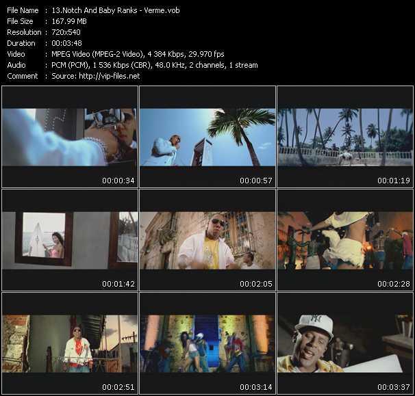 Notch Feat. Baby Ranks video screenshot