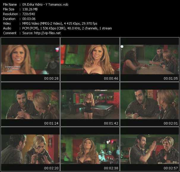 Erika Vidrio video screenshot