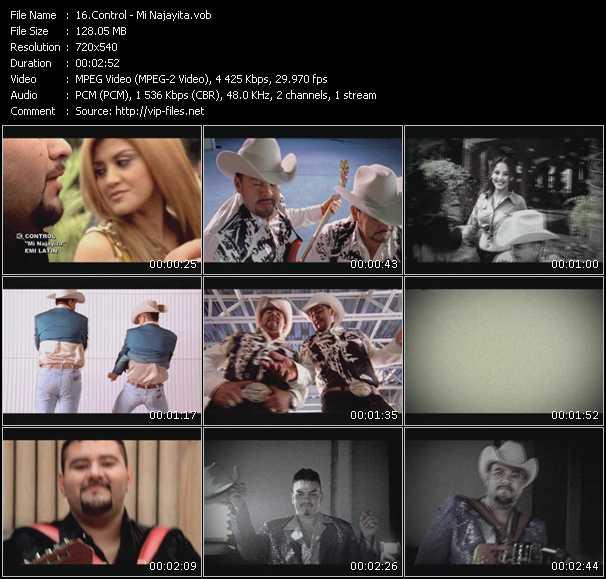 Control video screenshot