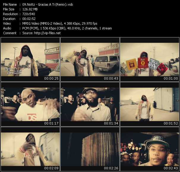 Nottz video screenshot