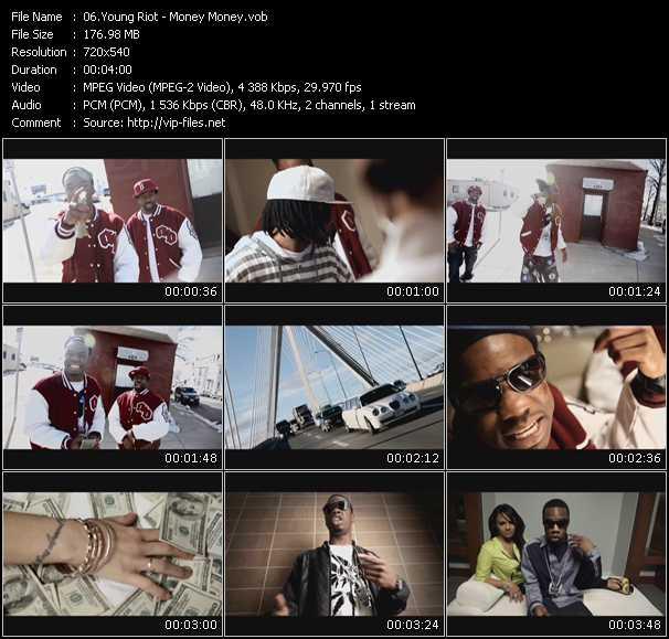 Young Riot video screenshot