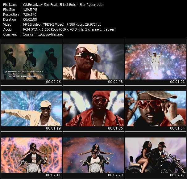 Broadway Slim Feat. Shiest Bubz video screenshot