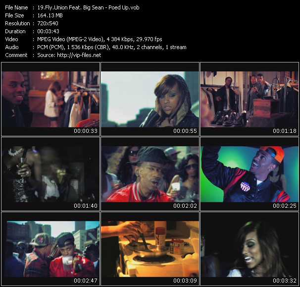 Fly.Union Feat. Big Sean video screenshot