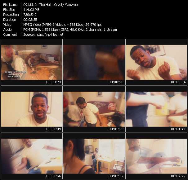 Kidz In The Hall video screenshot