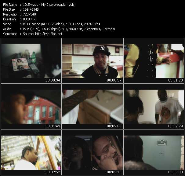Skyzoo video screenshot