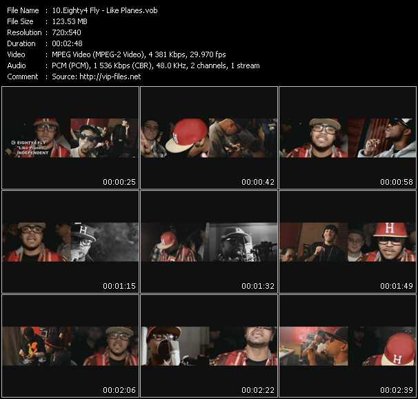 Eighty4 Fly video screenshot