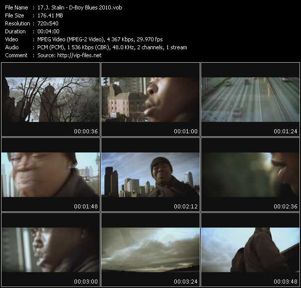 J. Stalin video screenshot