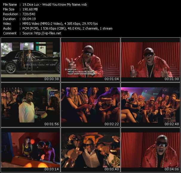 Dice Lux video screenshot