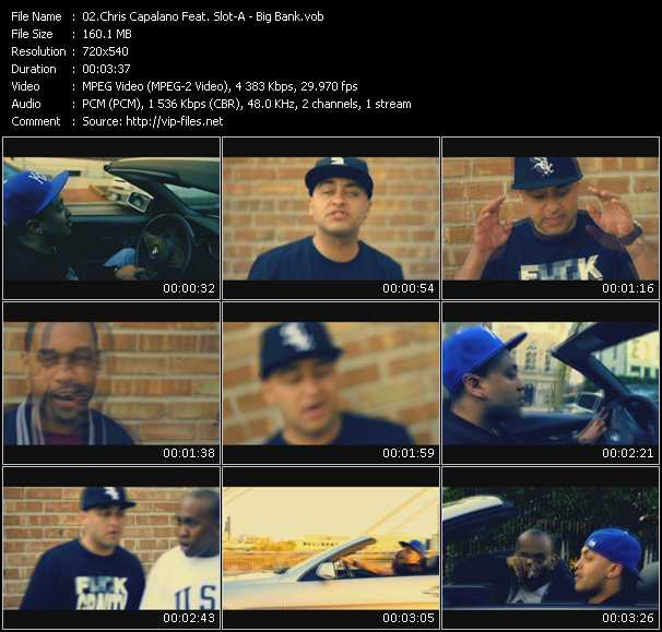 Chris Capalano Feat. Slot-A video screenshot