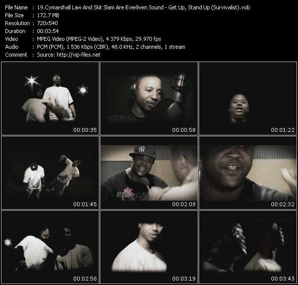 Cymarshall Law And Skit Slam Are Everliven Sound video screenshot