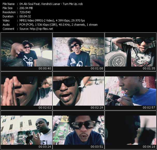 Ab-Soul Feat. Kendrick Lamar video screenshot