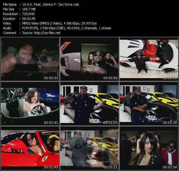 A.K. Feat. Johnny P. video screenshot