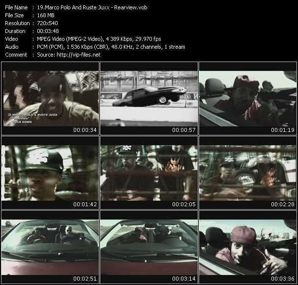 Marco Polo And Ruste Juxx video screenshot
